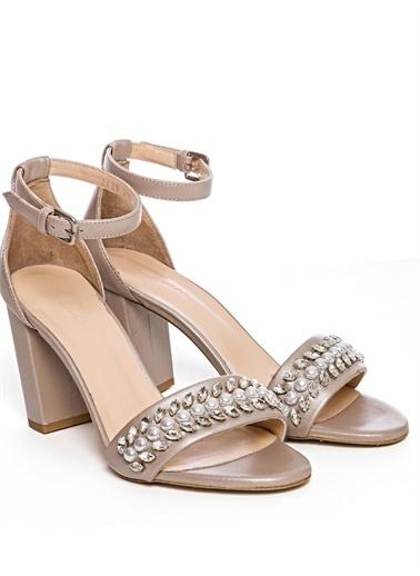 Vekem-Limited Edition Klasik Ayakkabı Bej